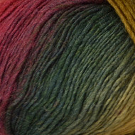 Crystal Palace Autumn Rainbow Mini Mochi Yarn (1 - Super Fine)