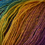 Crystal Palace Tapestry Rainbow Mini Mochi Yarn (1 - Super Fine)