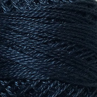 Valdani Dusty Navy Perle Cotton - Size 12 (Thread)