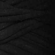 Hoooked Zpagetti Yarn Black (1/2 Cone)