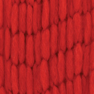 Poppy Red Cobbles Yarn (6 - Super Bulky) by Patons