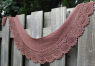 Purl Diving Patterns Amalia Shawl