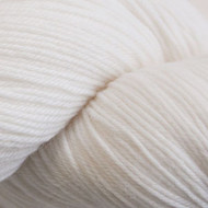 Cascade White Heritage Sock Solid Yarn (1 - Super Fine)