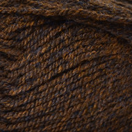 Plymouth Dark Brown Heather Encore Worsted Yarn (4 - Medium)