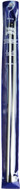 "Susan Bates Quicksilver 2-Pack 14"" Single Point Knitting Needles (Size US 8 - 5 mm)"