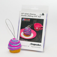 Feltastic Fashion Cupcake Diy Felting Kit