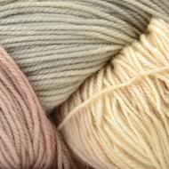 Handmaiden Ivory Casbah Yarn (1 - Super Fine)
