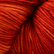 Handmaiden Pumpkin Casbah Yarn (1 - Super Fine)