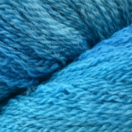 Fleece Artist Topaz Blue Face Leicester 2/8 (0 - Lace)