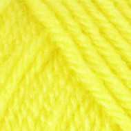 Red Heart Yarn Yellow Classic Yarn (4 - Medium)