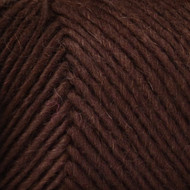 Brown Sheep Yarn Chocolate Souffle Lamb's Pride Worsted Yarn (4 - Medium)