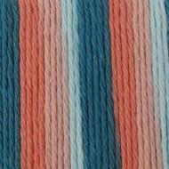 Bernat Coral Seas Ombre Handicrafter Cotton Yarn - Big Ball (4 - Medium)