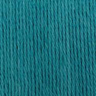 Bernat Teal Handicrafter Cotton Yarn - Small Ball (4 - Medium)