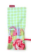 Denise Knitting & Crochet Roses & Dots Denise2Go Knitting Set (Medium Size)