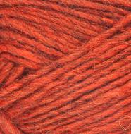Lopi Burnt Orange Álafosslopi Yarn (5 - Bulky)