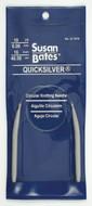 "Susan Bates Quicksilver 16"" Circular Knitting Needle (6 mm)"