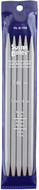 """Susan Bates Quicksilver 5-Pack 7"""" Double Point Knitting Needles (7 mm)"""