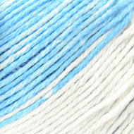 Lily Sugar 'n Cream Tie Dye Stripes Lily Sugar 'n Cream Yarn - Small Ball (4 - Medium)