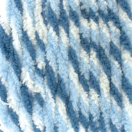 Bernat Blue Twist Baby Blanket Yarn (6 - Super Bulky)