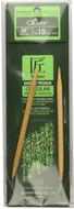 "Clover Tools Takumi Bamboo 24"" Circular Knitting Needle (Size US 10 - 6 mm)"