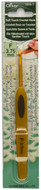 Clover Tools Soft Touch Crochet Hook (Size US F-5 - 3.75 mm)
