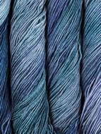 Malabrigo Azules Arroyo Yarn (2 - Fine)