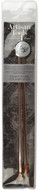 "Boye Artisan Tools 2-Pack 10"" Single Point Aluminium Square Knitting Needles (Size US 9 - 5.5 mm)"