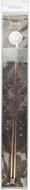 "Boye Artisan Tools 2-Pack 14"" Single Point Aluminium Square Knitting Needles (Size US 2 - 2.75 mm)"