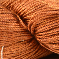 Handmaiden Pumpkin Sea Silk Yarn (1 - Super Fine)