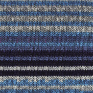 Patons Sing'n The Blues Kroy Socks Yarn (1 - Super Fine)
