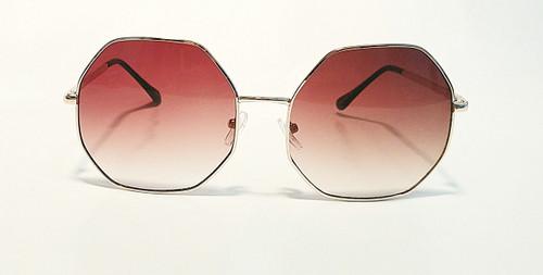 Octagon  Lens Sunglasses