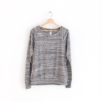 Space Dyed Slouchy Pullover