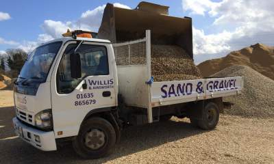 Willis and Ainsworth 7.5 tonne truck