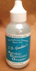 Aerobic Stabilized Oxygen E.D. Goodloe's