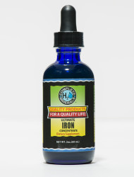 2oz Iron concentrate