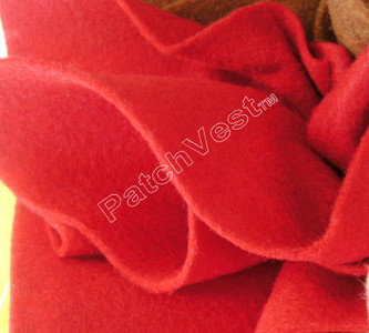 10 Pack Red Felt Sheets