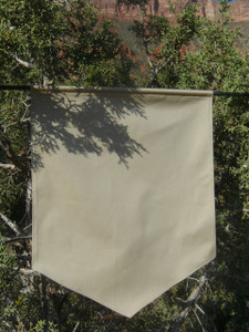 Twill Banner Small
