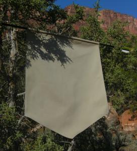 Twill Banner (Khaki)
