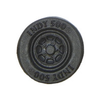Indy 500 Tire Eraser