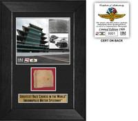 Indianapolis Motor Speedway Mini Brick Piece