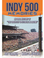INDY 500 Memories Book