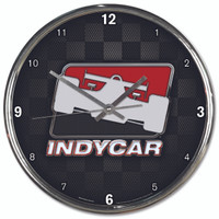 INDYCAR Bug Chrome Clock