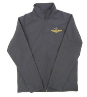 Wing Wheel and Flag Soft Shell Jacket