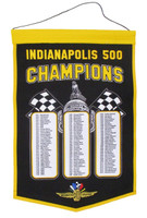 100 Winners Stadium Wool Banner