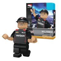 Will Power OYO MiniFigure