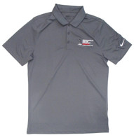 Indianapolis Motor Speedway Museum Victory Grey Nike Polo