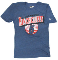 James Hinchcliffe Circle Triblend Tee
