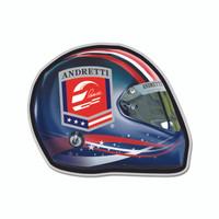 Andretti Autosport Helmet Lapel Pin