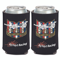 A.J. Foyt Racing Can Cooler
