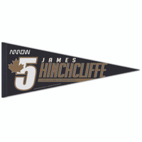 James Hinchcliffe Premium Driver Pennant